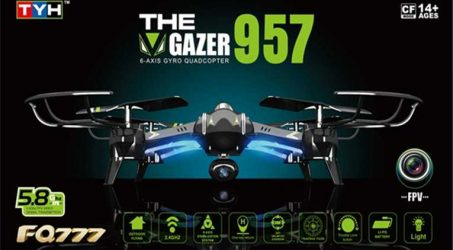 FQ777 AF957 5.8G FPV With 2.0MP Camera RC Drone