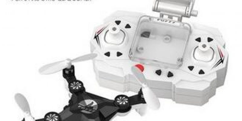 FQ777 FQ11 With Foldable Arm 3D Mini Quadcopter