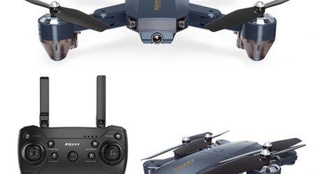 FQ777 FQ35 WiFi FPV 720P HD Camera Quadcopter RTF