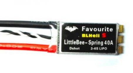 Favourite FVT LittleBee Spring 40A Blheli_S ESC