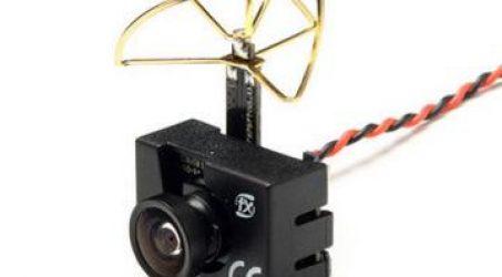 FX797T 5.8G AV Transmitter With 600TVL Camera