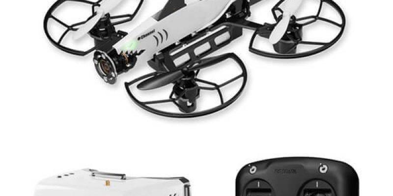 Fat Shark 101 Micro FPV Drone With Recon FPV Goggles