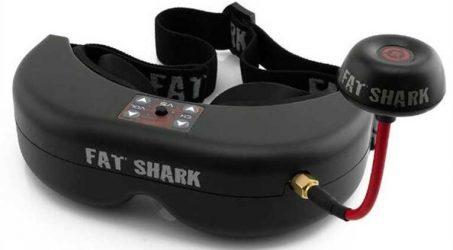 Fat Shark Teleporter V5 Video Glasses Headset
