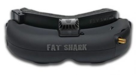 Fatshark FSV1045 Attitude V3 FPV Goggles Video Glasses Headset