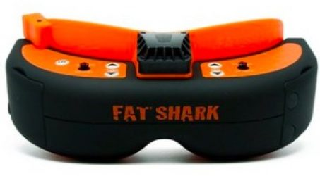 Fatshark Dominator SE 5.8G FPV Goggles Headset Video Glasses