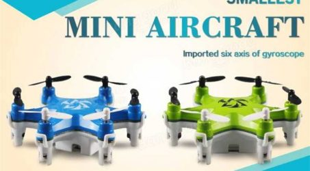 Fayee FY805 Smallest RC Hexacopter