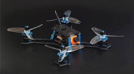 FlyFox Blue Fox 145mm FPV RC Drone