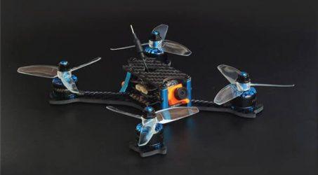 FlyFox Blue Fox 145mm FPV RC Drone