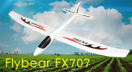 Flybear FX707 EPP 1200mm Fixed Wing RC Airplane KIT