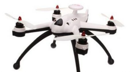 Flying 3D X8 GPS RC Quadcopter with OSD RTF