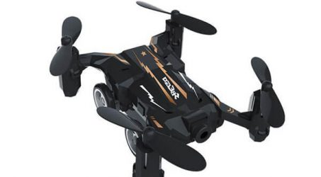 Flytec SBEGO 132 Headless Air Land Mode Pocket Drone