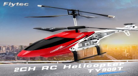 Flytec TY909T 2CH RC Helicopter