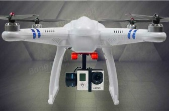 FreeX MCFX-01 SkyView Brushless Drone