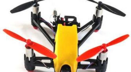 Frsky Vantac Q100 100MM Naze 700TVL FPV Racing Drone BNF