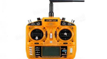 FsFly T-i8 2.4GHz 8CH Transmitter For RC Models