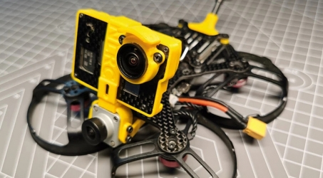 FullSpeed MiniPusher FPV Racing RC Drone