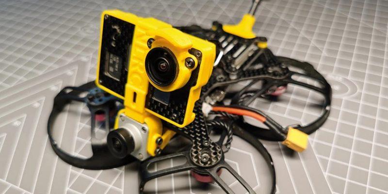FullSpeed MiniPusher FPV Racing RC Drone