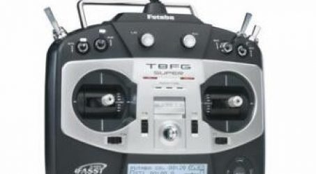 Futaba T8FG Super FASST Transmitter With R6208SB Receiver