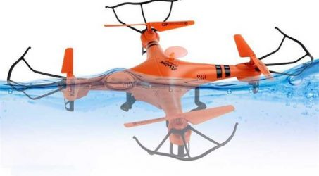 GPtoys H2O Aviax is a waterproof drone