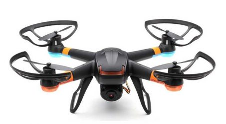 GW007-1 Upgrade DM007 With 2.0MP HD Camera RC Drone