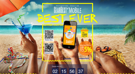 GearBest – 2016 Summer Biggest Promotion Deals