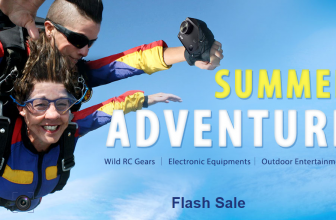 GearBest New Promotion – RC Adventures in This Summer