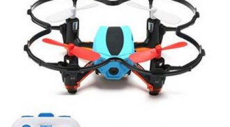 Global Drone GW008C Mini Skull With 0.3MP Camera