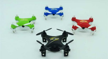 Global Drone GW009C Nano RC Quadcopter