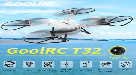 GoolRC T32 RC Quadcopter RTF