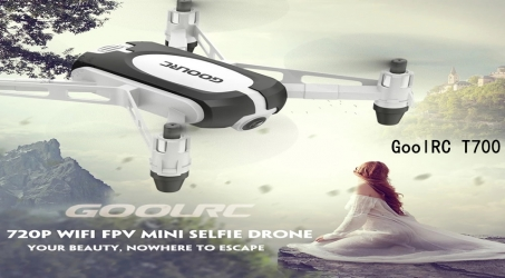 GoolRC T700 Wifi FPV Mini Drone