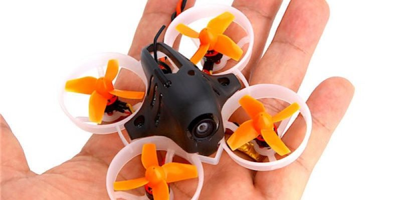 HB65 65mm 1S Micro Brushless RC FPV Racing Drone BNF