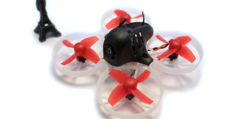 HB75 75mm 1S Micro Brushless FPV Racing Drone BNF
