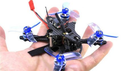 HBX95 95mm 2S Micro Brushless FPV Racing drone PNP