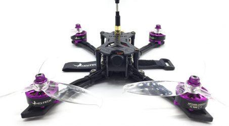 HGLRC Batman220 220mm Airbus F4 OSD FPV Racing Drone