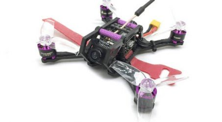 HGLRC HORNET 120mm FPV Racing Drone PNP
