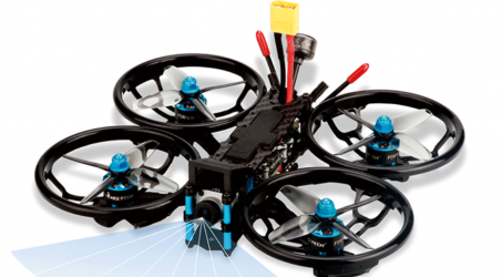 HGLRC Sector150 Racing Drone