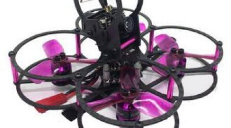HGLRC XJB-75 75mm F3 5.8G 40CH Mini FPV Racing Drone BNF
