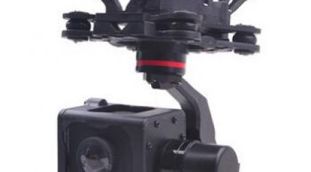 HMG SJM10 FPV Brushless Gimbal for SJCAM M10 Camera