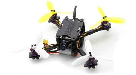 HSKRC 140mm Wheelbase RC FPV Racing Drone