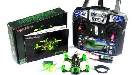 Happymodel Mantis85 85mm 600TVL FPV Racing Drone