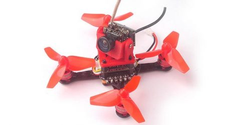 Happymodel Trainer66 FPV Racing Drone BNF