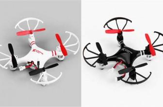 Helicute H107R Nano X-Drone