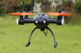 HiSKY HMX280 RC Drone Flying Video
