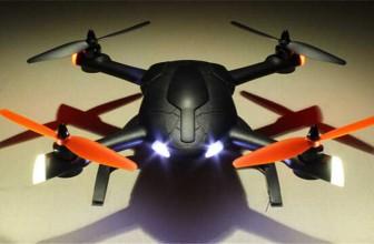 HiSKY HMX280 HMX 280 RC Drone Video