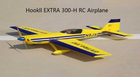 Hookll EXTRA 300-H RC Airplane