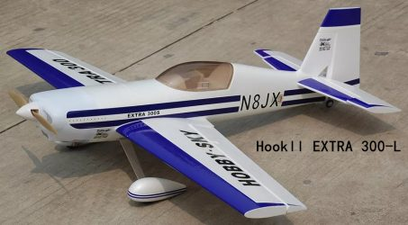 Hookll EXTRA 300-L RC Airplane KIT