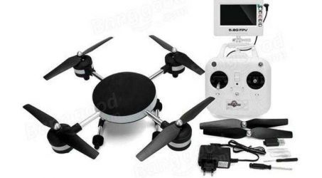 Huajun HJW606-3 FPV RC Quadcopter
