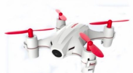 Hubsan H002 Nano Q4 Quadcopter With 720P HD Camera