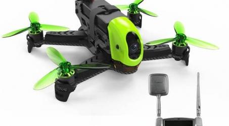 Hubsan H123D X4 JET 5.8G FPV Brushless Racing Drone