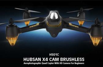 Hubsan X4 H501C VS Hubsan H502E VS Hubsan H502S